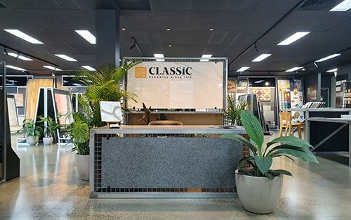 tile showroom in Melbourne